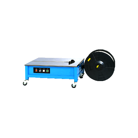 Transpak TP-202L Low table semi auto strapping machine